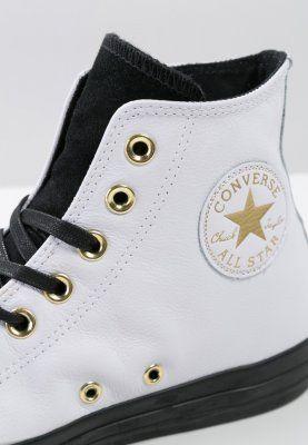 Converse - CHUCK TAYLOR ALL STAR - Tenisówki i Trampki wysokie - biały