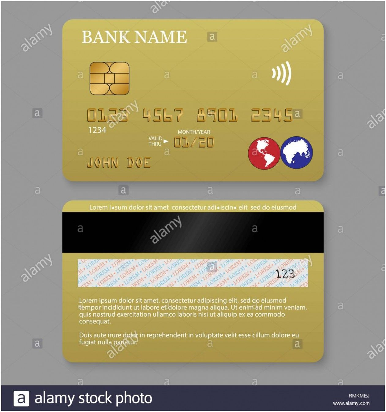 Ten Things You Should Know Before Embarking On Real Front Back Credit Card Real Front Back Credit Card Application Credit Card Design Credit Card