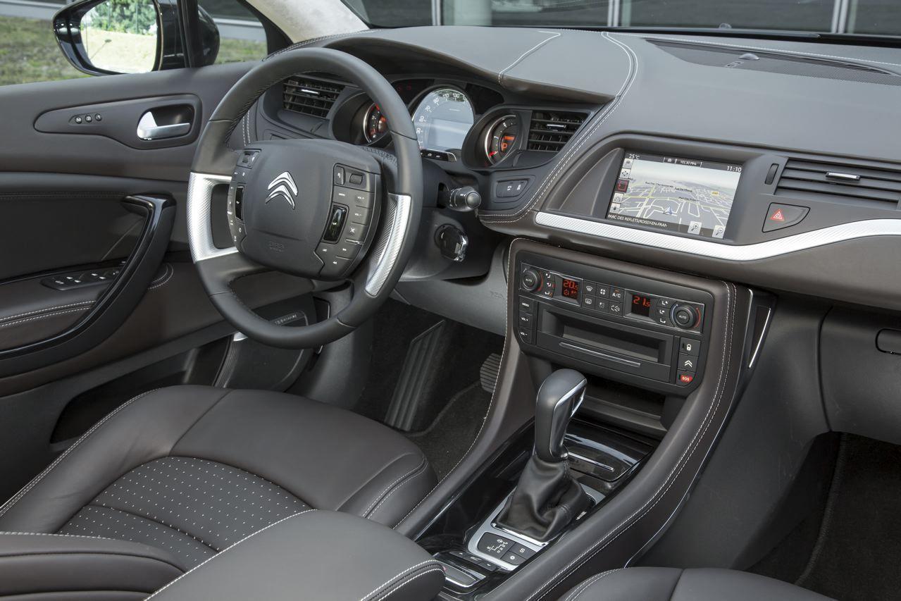 Citroën C5 2015 intérieur   citroen   Pinterest