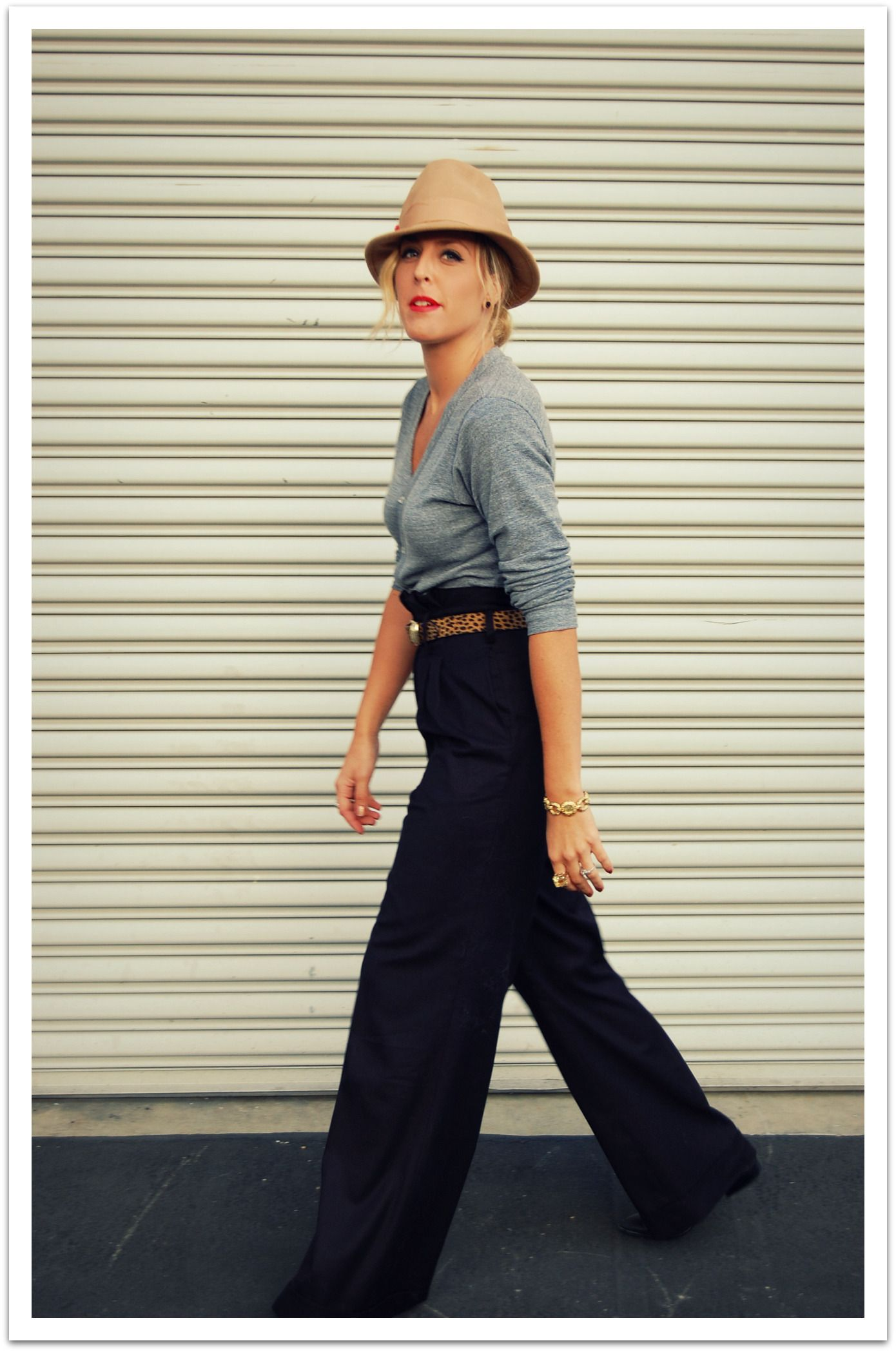 Editor's Best Tips On How to Wear Wide-Leg Pants | Green, Editor ...