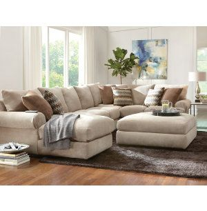 Jasper Collection | Sectionals | Living Rooms | Art Van Furniture ...