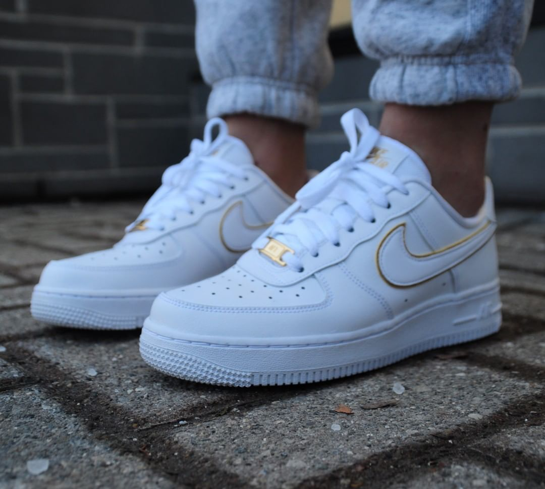 air force 1 donna gold