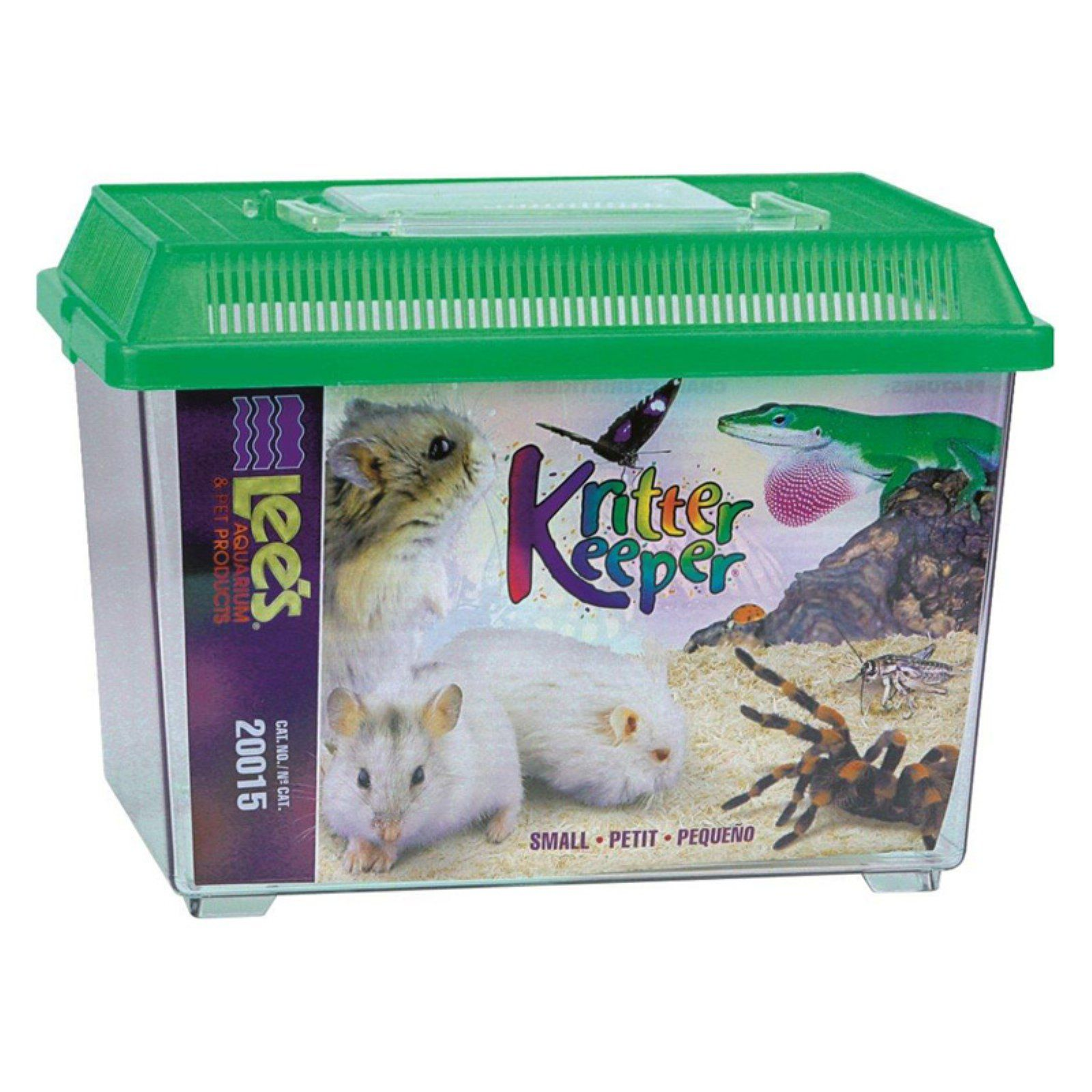 Lee S Aquarium Kritter Keeper Small Pets