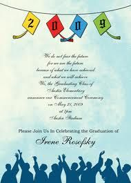free kindergarten graduation invitation template Google Search