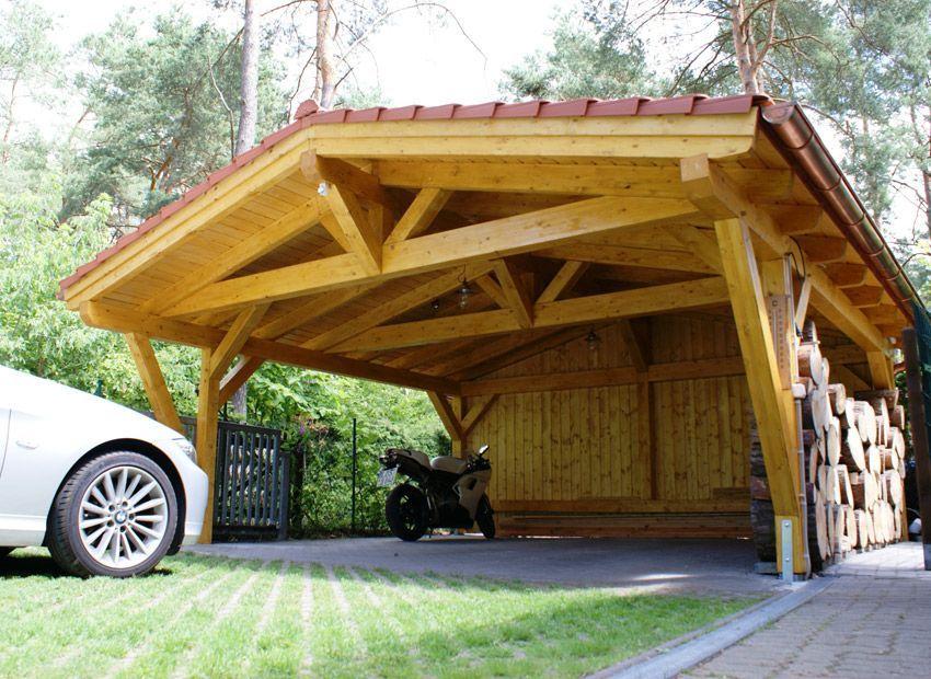 Carport von Siebau carport Bauen ohne baugenehmigung