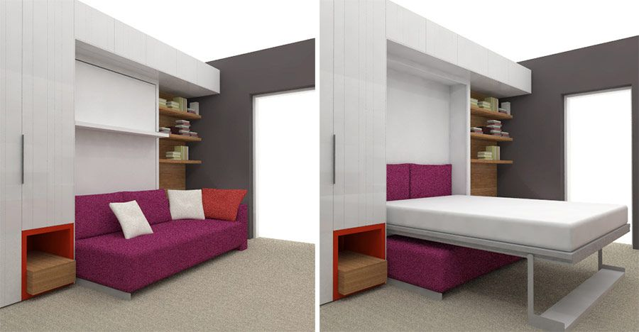 Extraordinary Micro Apartment Furniture Gallery Best idea home