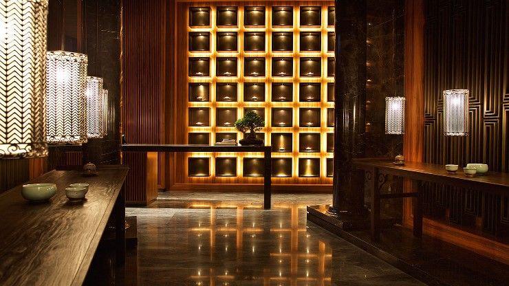 Top interior design companies resort hotel lobby - Interior design lighting companies ...