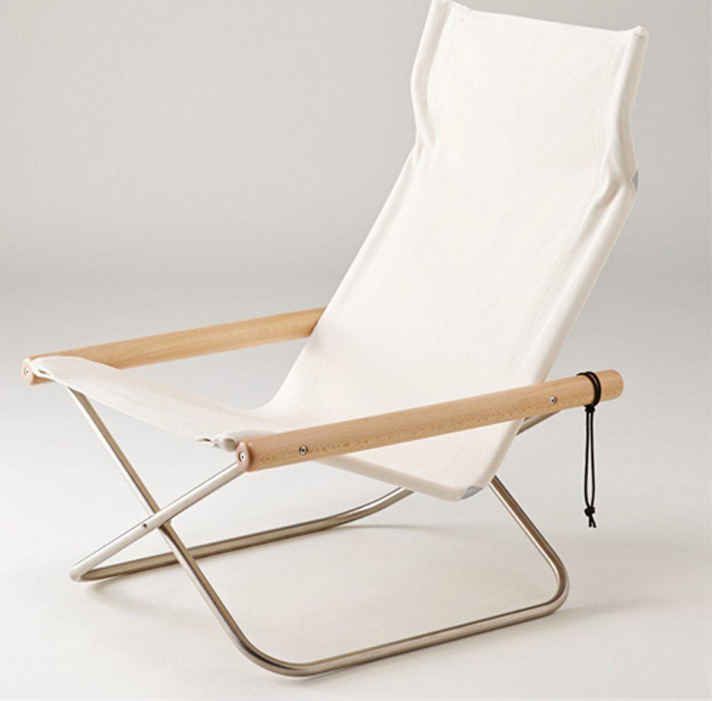 Takeshi Nii Nychair X In 2020 Folding Chair Chair Design Metal Folding Chairs