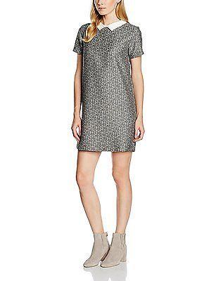 62b6a968d095cd UK 6, Black, School Rag Women's Rizone Dress NEW   Women Clothing ...