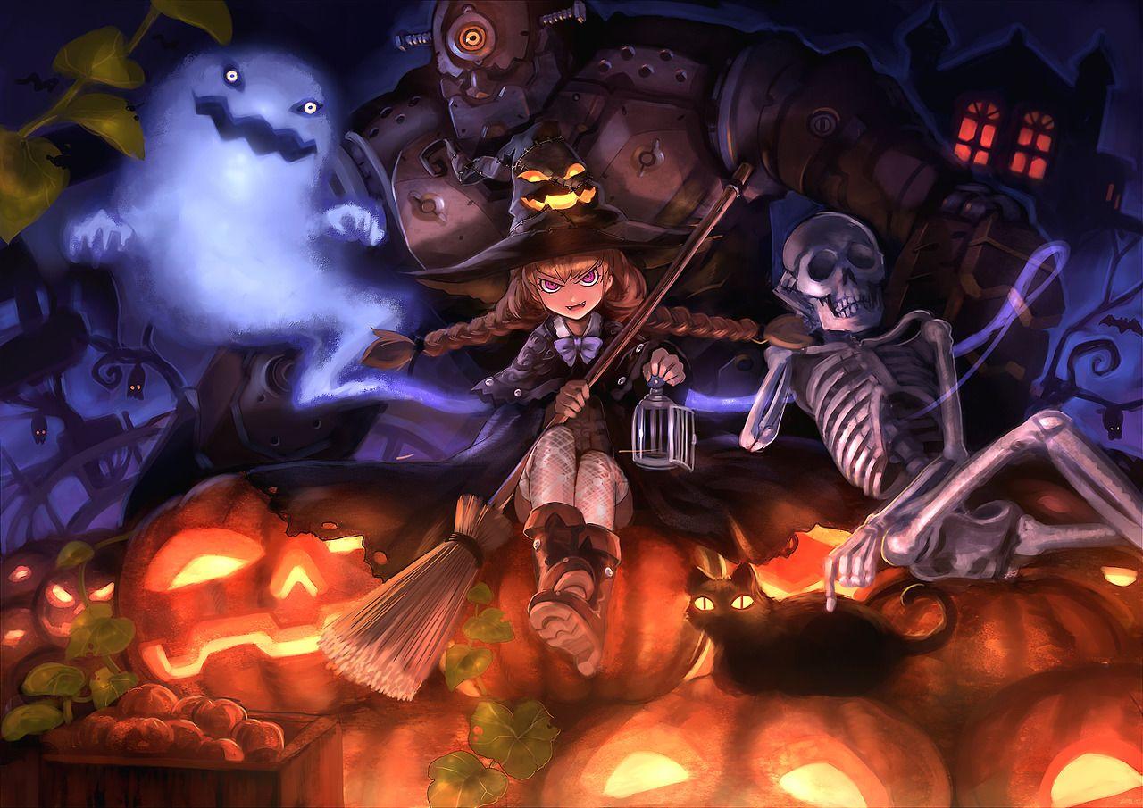 Master Anime Ecchi Hentai Picture Wallpapers Halloween Boy/Girl ...