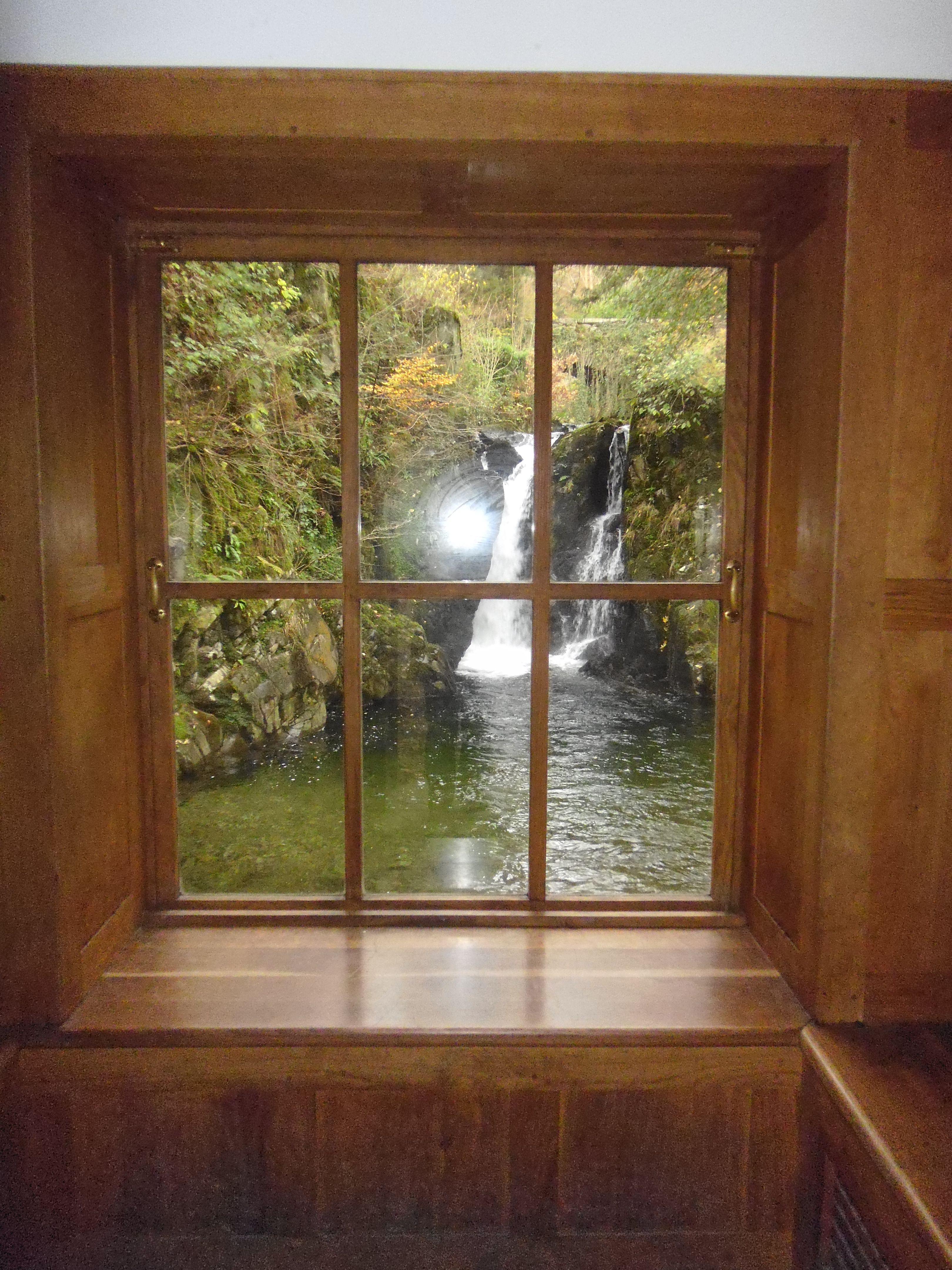 The Grot....Fantastic!! Rydal Hall Gardens | Cumbria | Pinterest ...