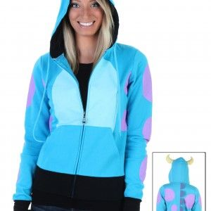 8d8dc04e4 Sully from Monsters Inc Monsters University Hoodie