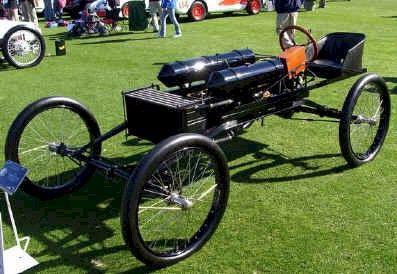 Ballot Indianapolis Race Car