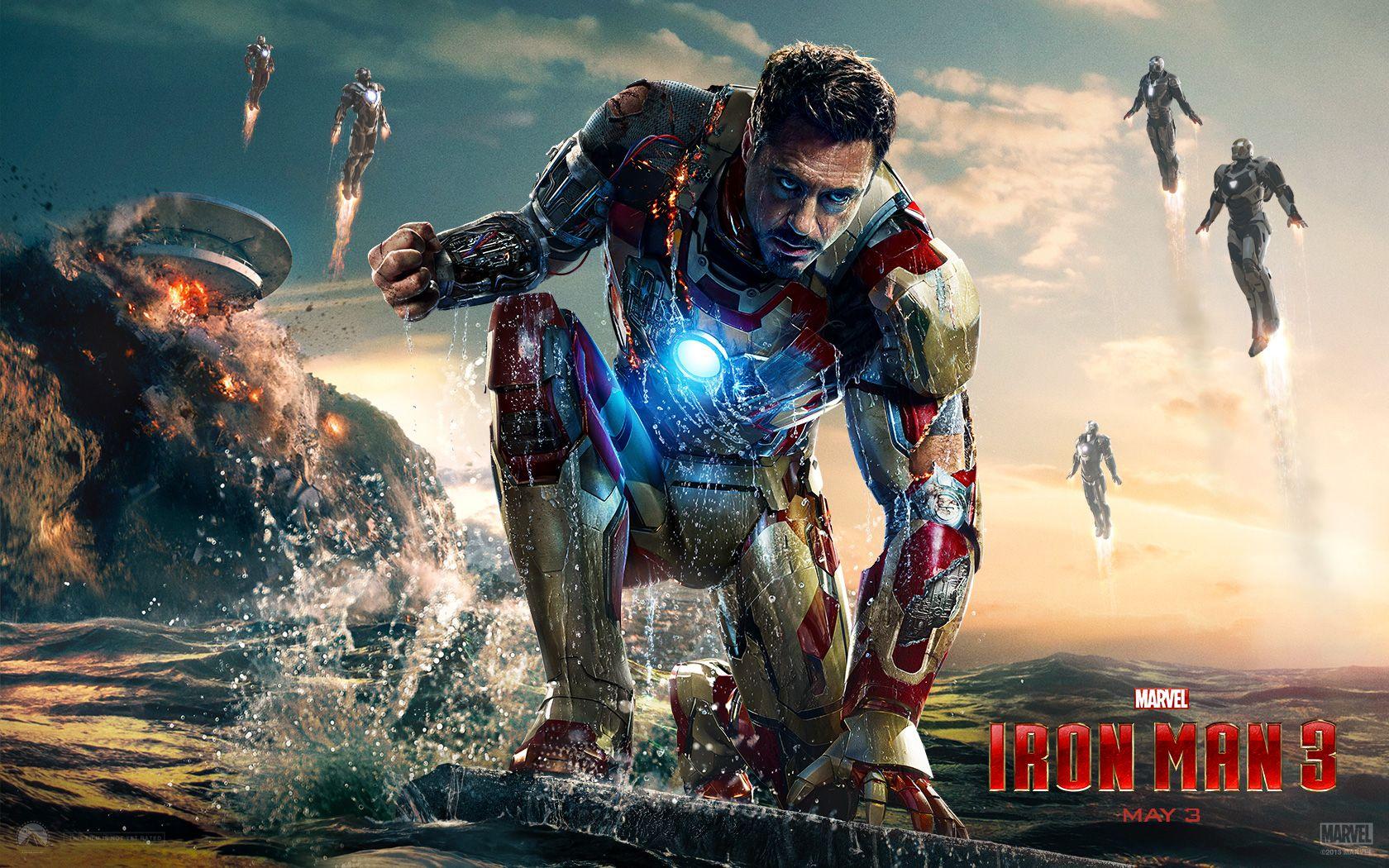 Google chrome theme iron man - Confirmado Robert Downey Jr Para Iron Man