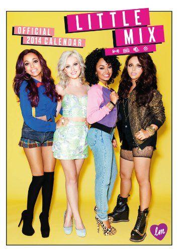Little Mix 2014 Calendar