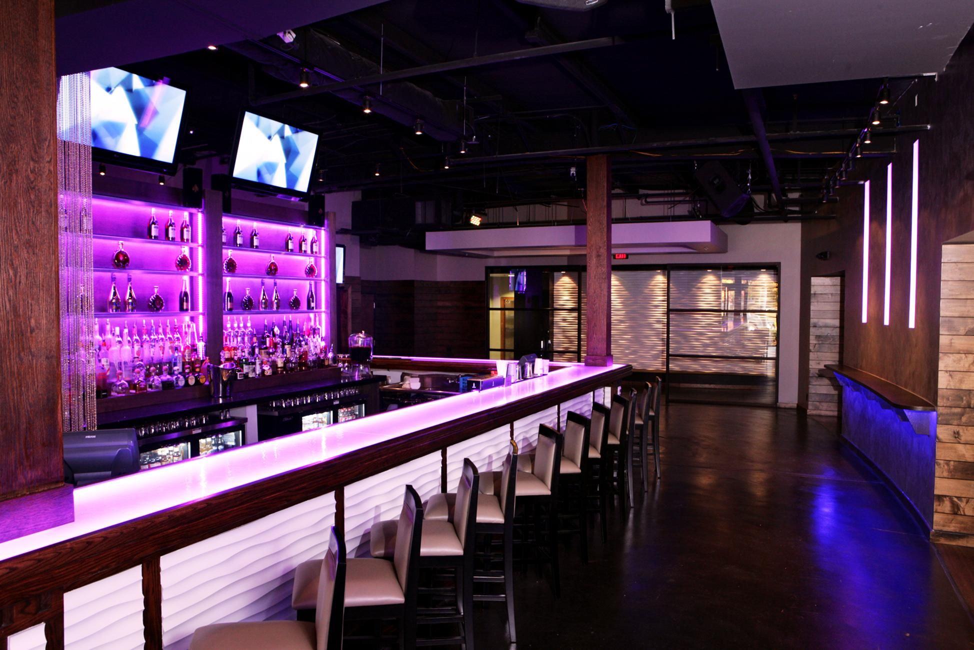 Purple Rain Restaurant Lounge In Duluth Ga