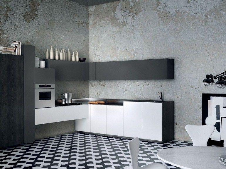 Кухонный гарнитур MILANO by Del Tongo | дизайн Prospero Rasulo ...