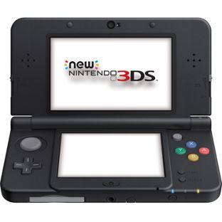 Buy New Nintendo 3ds Console Black At Argos Co Uk Your Online