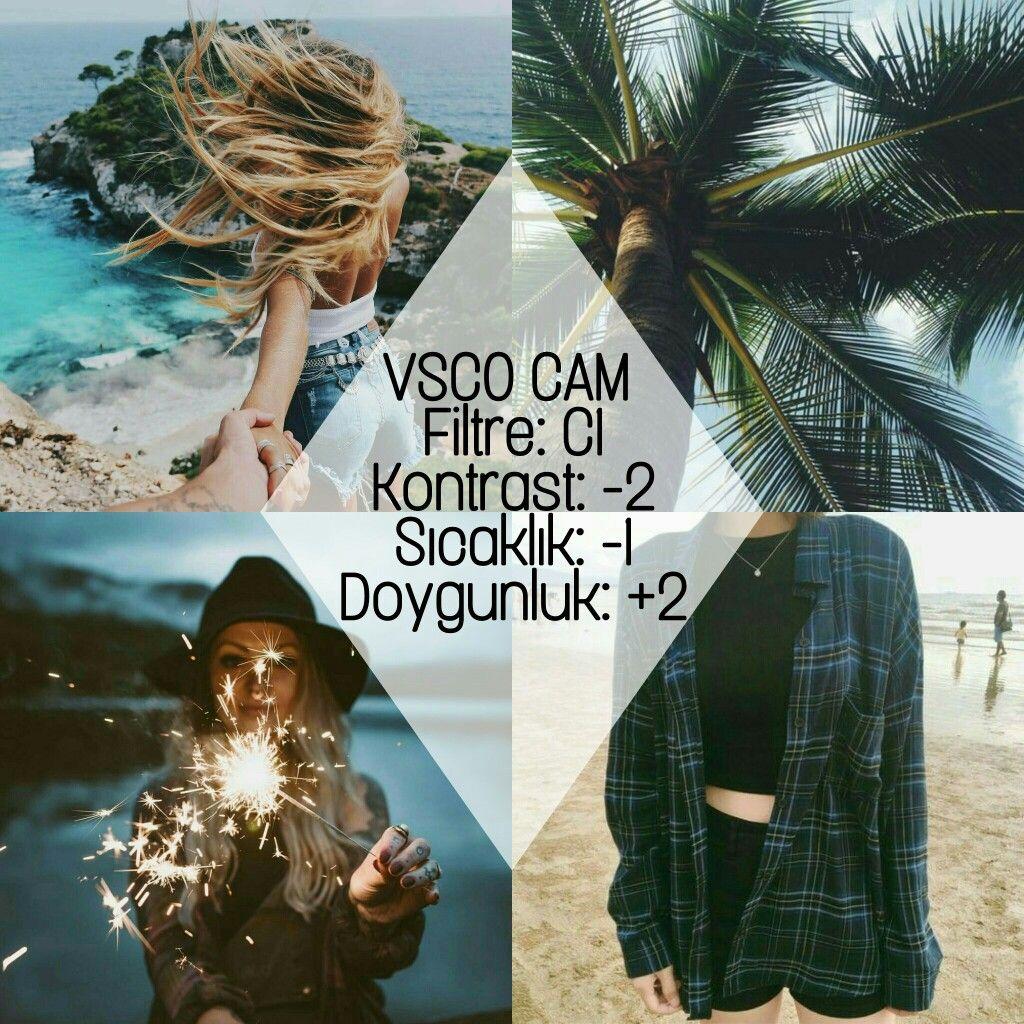 VSCO CAM EFFECTS TROPICAL   Instagram themes   Vsco, Vsco