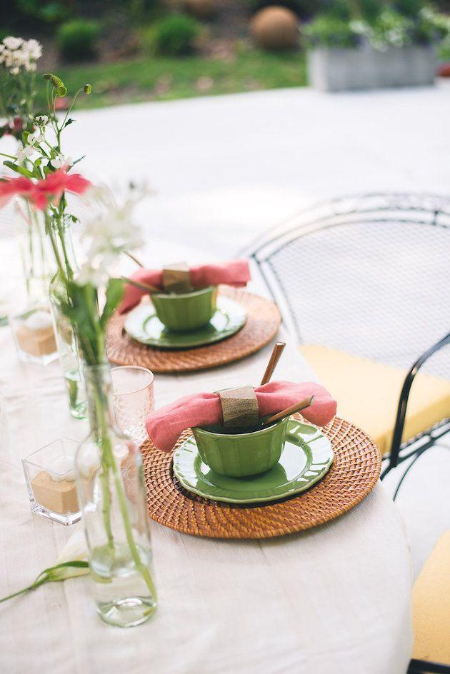 Fun Summertime Engagement Party | Alex Nardulli, Photographer | Saving Grace Occasions | Bridal Musings Wedding Blog 13