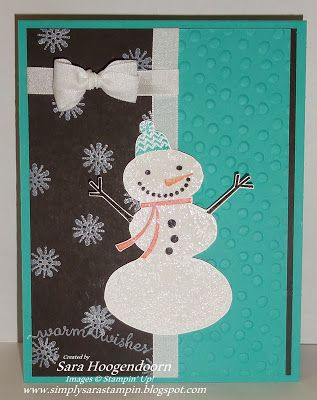 My card for 'Tis the Season sketch challenge #7.