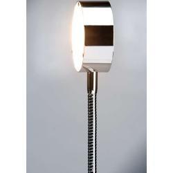 Photo of Top Light Puk Flexlight Screw Schraubklemmleuchte chrom Linse matt / Linse matt Standard-Fassung Top