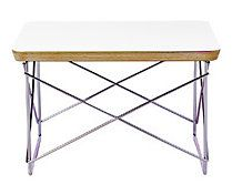 Eames Wire-Base Table  Designed by Charles and Ray Eames for Herman Miller