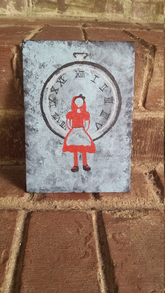 Hey, I found this really awesome Etsy listing at https://www.etsy.com/listing/471467378/alice-hand-painting-whimsical-hand