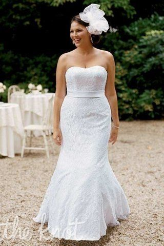 a95662f1bd8df How to Pick a Wedding Dress that Hides Your Belly Fat | My May ...