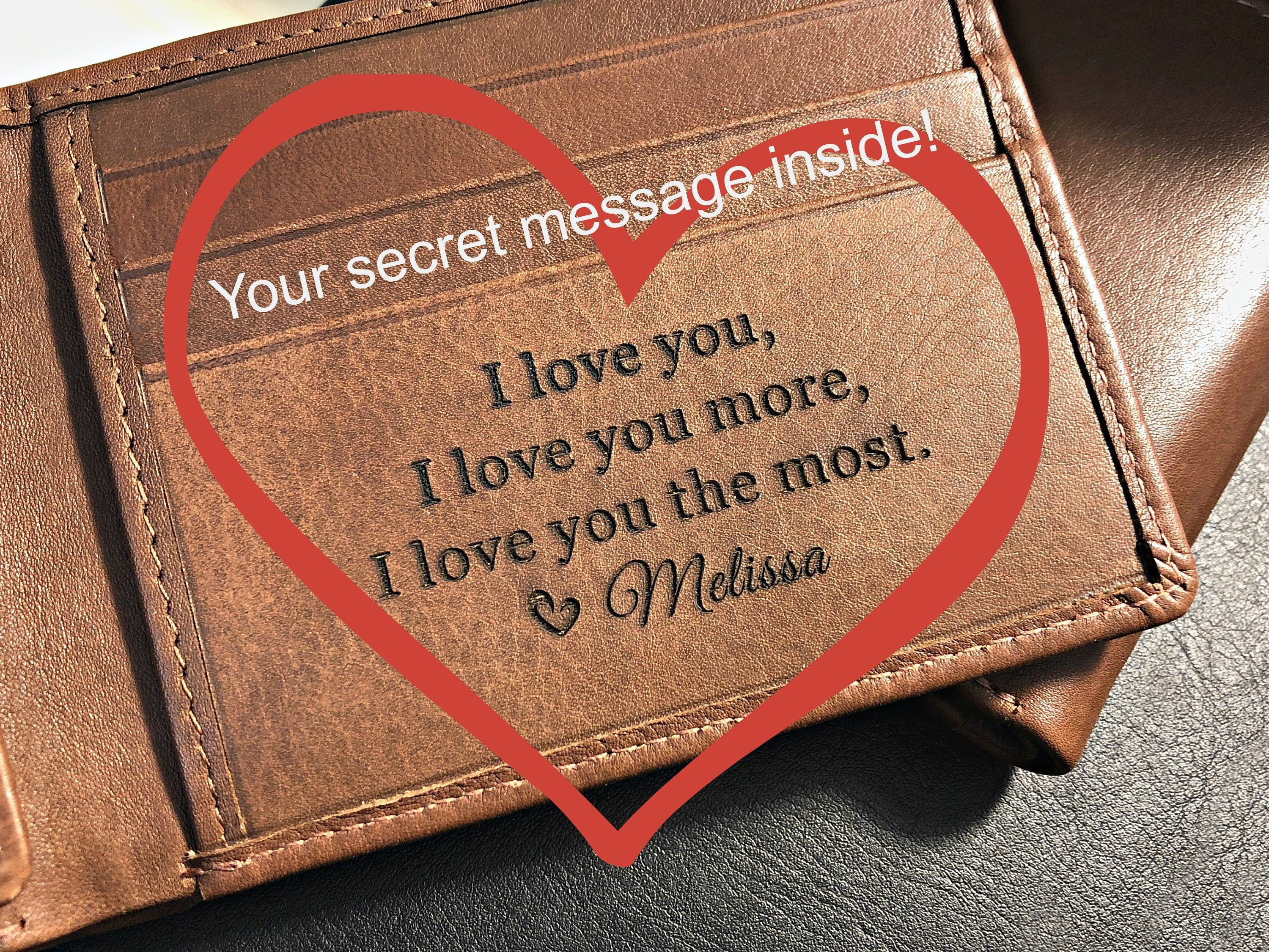 Gifts for him valentines day gift personalized mens