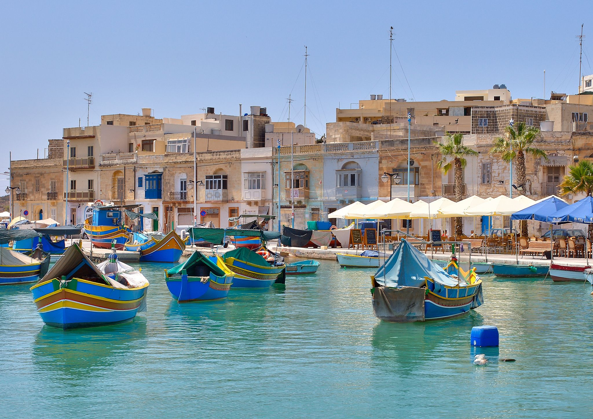 「malta marsaxlokk」の画像検索結果