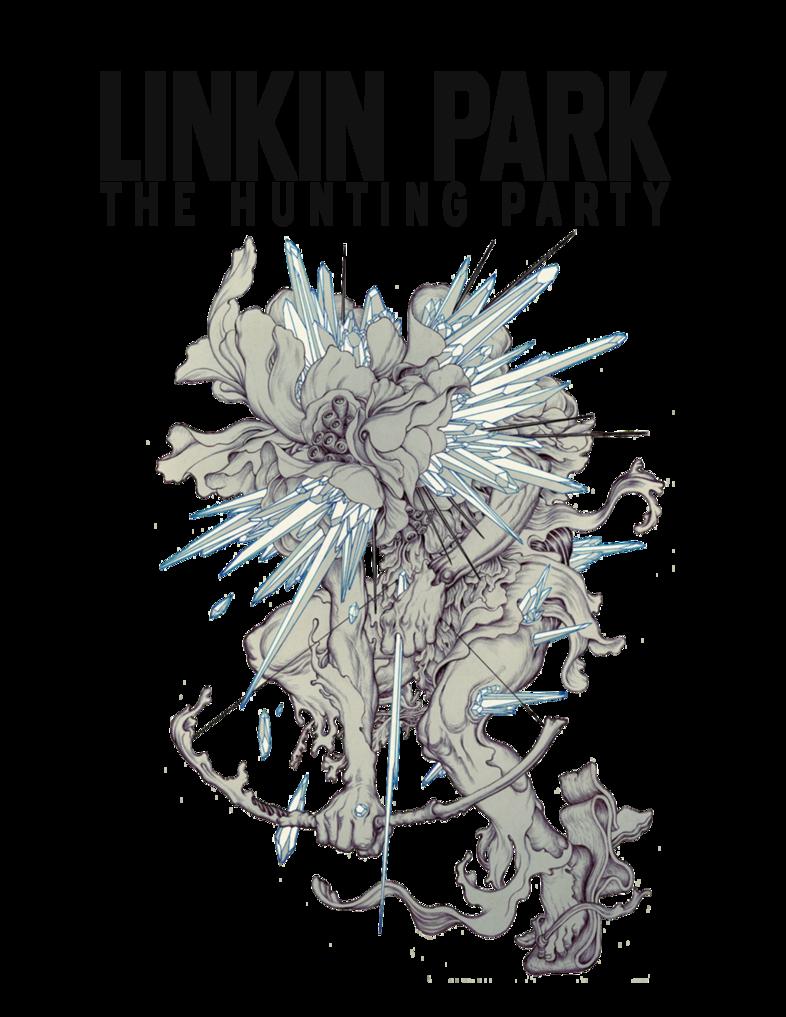 Linkin Park The Hunting Party by Zero961221 on DeviantArt | LINKIN