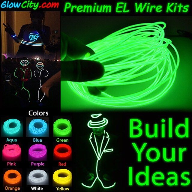 Create something incredible with our Premium Battery Powered Glow ...