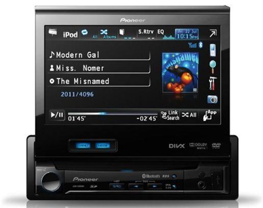 $600 Pioneer AVH-6300BT è un sistema multimediale per auto che offre, oltre all'audio, anche un video da 7