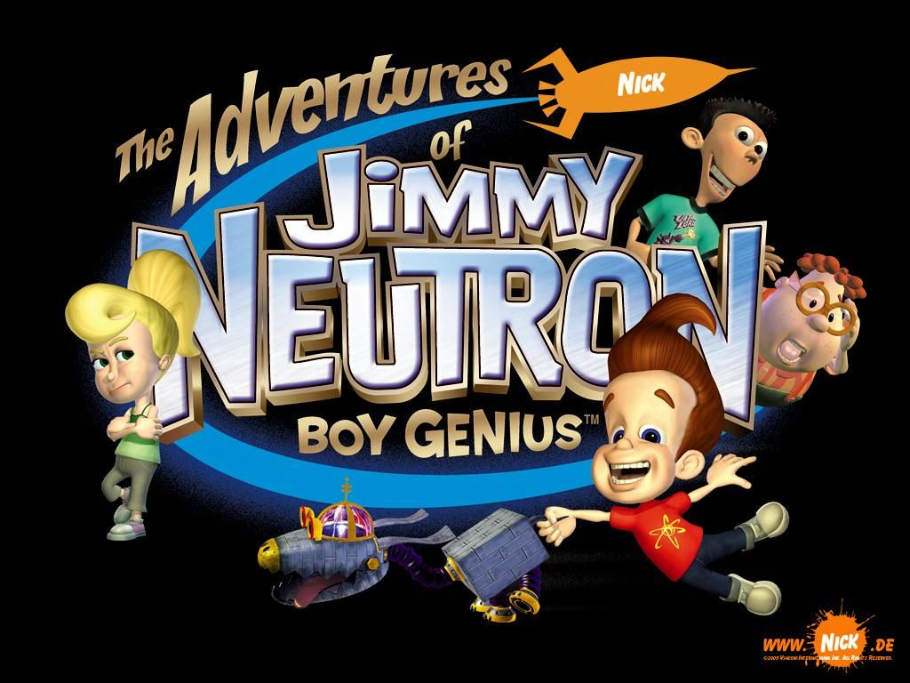 The adventures of jimmy neutron boy genius porn