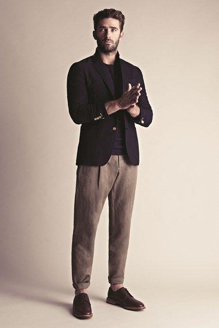 Suit Jacket Jigsaw