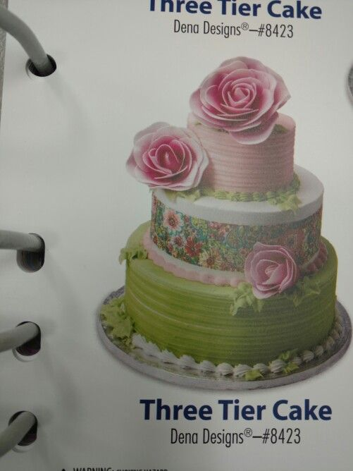 Sam S Club 3 Tier Cake For 60 Feeds About Ppl