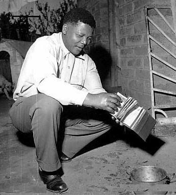 Nelson Mandela Amandla Madiba President Mandela Anc