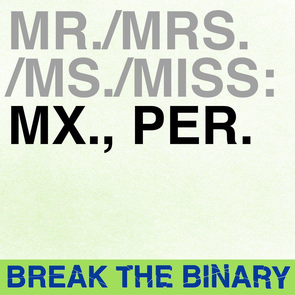 mr mrs ms miss mx per gender pronouns pinterest