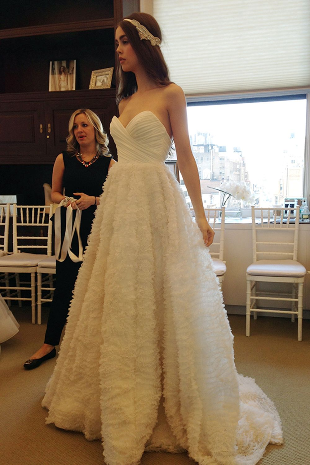 How much are hayley paige wedding dresses  Wedding DressGown  Hayley Paige Bridal  Wedding Dresses