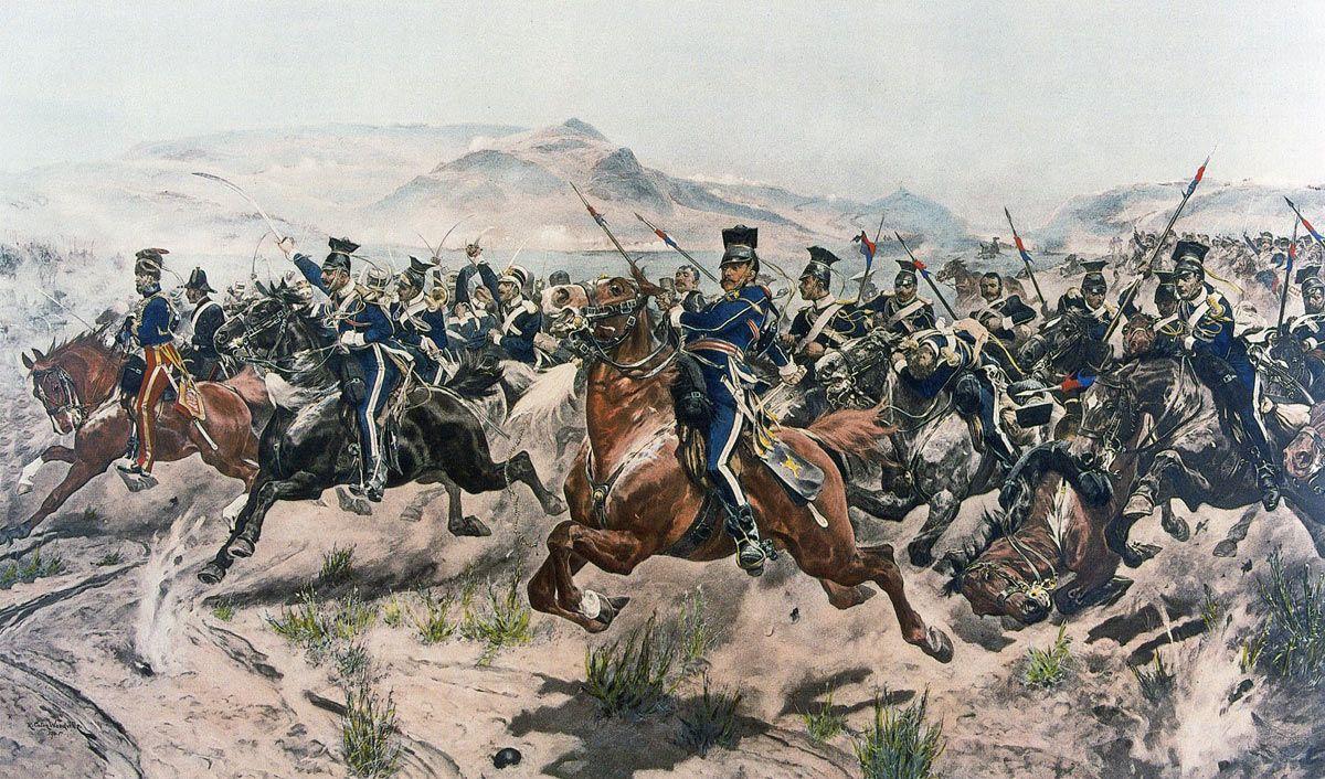 crimean war battle of balaclava
