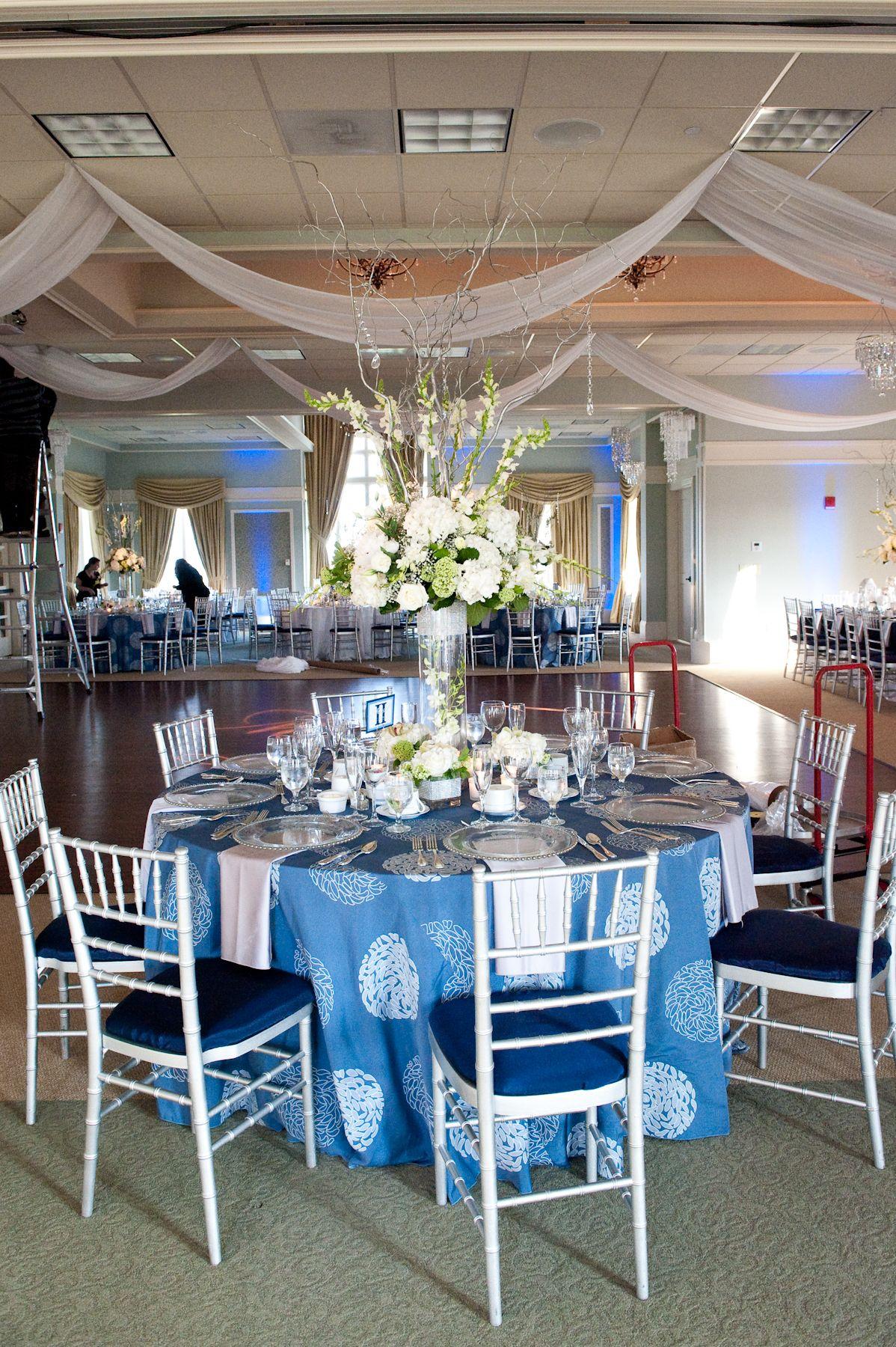 Wedding Reception At Bulle Rock Residence Club Havre De Grace Md