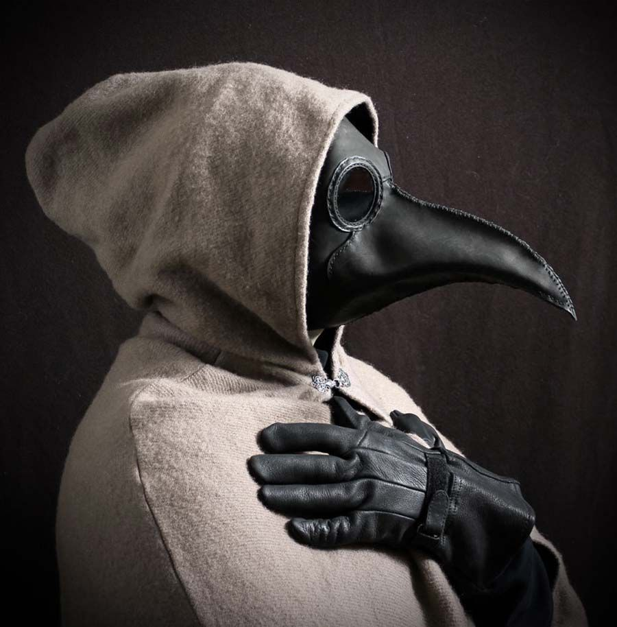 Short Stories: Plague Mask | Scary movies, 18th century and Masking