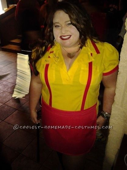 Cool Plus Size Max Costume From 2 Broke Girls  sc 1 st  Cartoonview.co & Plus Size Halloween Costume Ideas For Work | Cartoonview.co