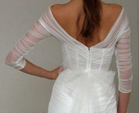 monique lhuillier addie | ... neck tulle mermaid wedding dress Monique Lhuillie 2011 Spring ADDIE