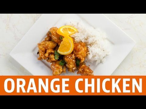 Check out our take on a DIY orange chicken recipe! We've made it easy for you to try yourself at home! Give it a look and tell us what you think!! (: who yummy were they?