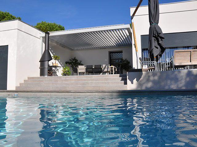 Vous rêvez d\u0027une terrasse bois pour embellir les abords de votre - Combien Coute Une Extension De Maison