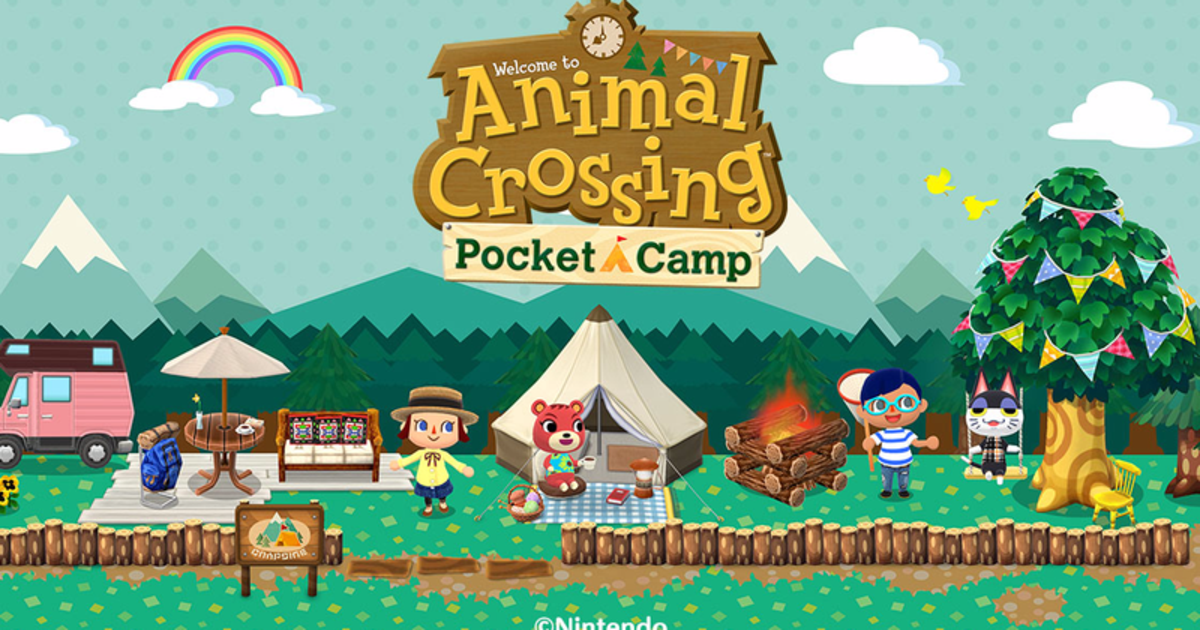 Animal Crossing Pocket Kingdom Officially Hits Smartphones This Week Something To Do On Thanksg Animal Crossing Pocket Camp Animal Crossing Animal Games