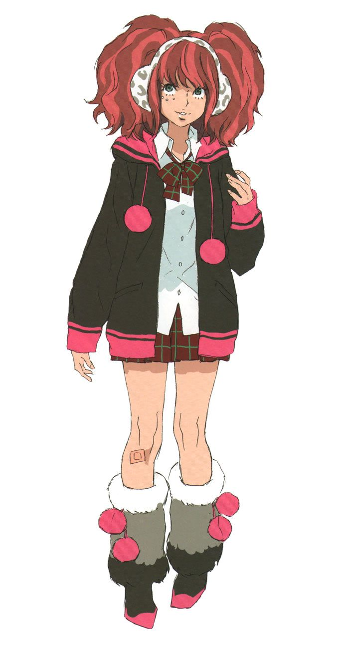 Good Example Of A Schoolgirl That Doesn T Look Like Every Anime