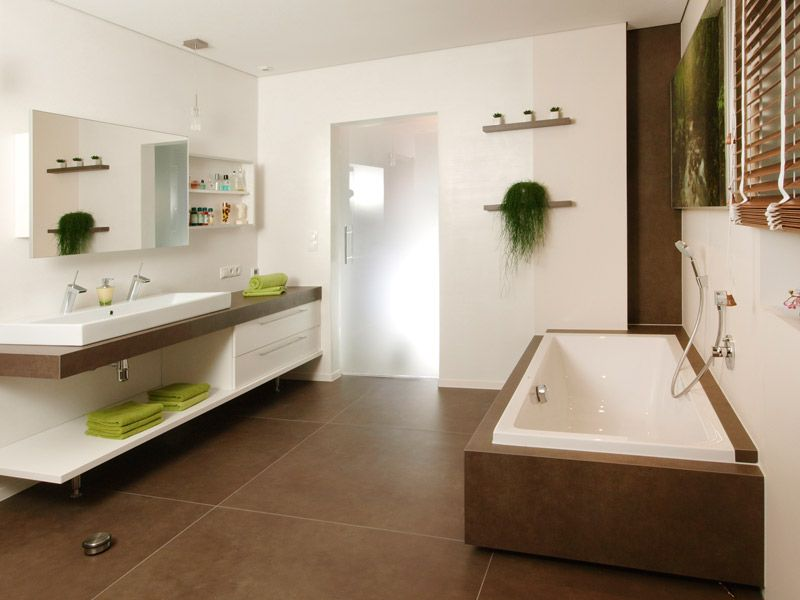 Badezimmer Braun ~ Badezimmer haus bad bäder badezimmer und häuschen